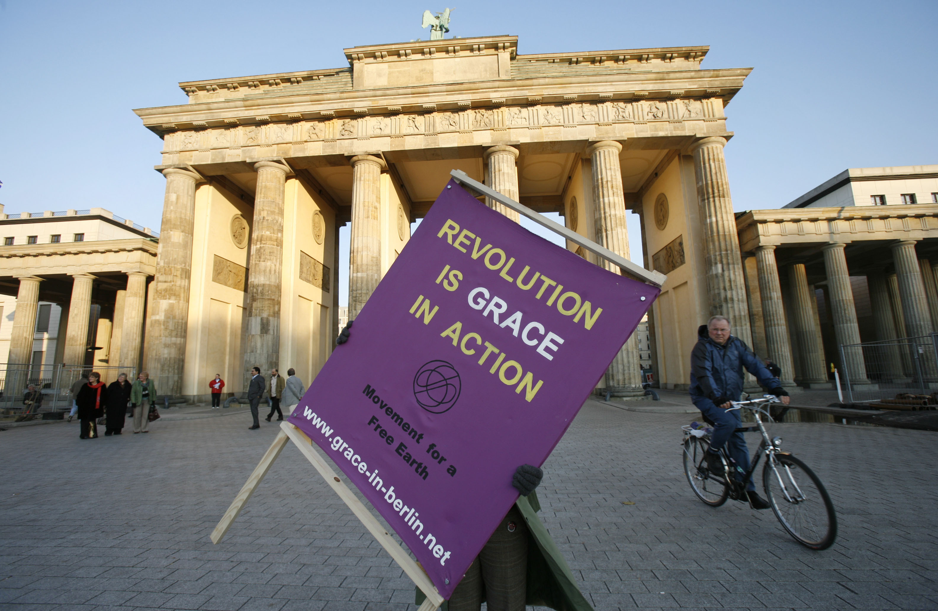 Global Grace Day, Berlin, 2006